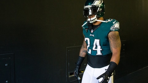 Ryan Mathews, RB, Eagles (knee): Active