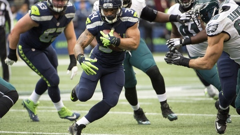 Seattle Seahawks: Thomas Rawls
