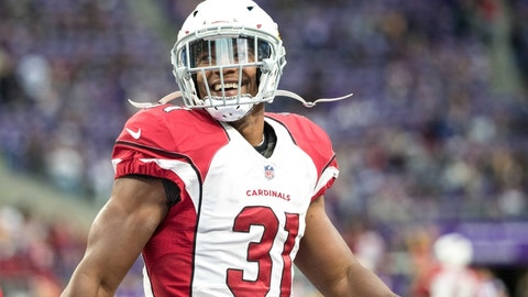 Offensive Player of the Year: 1. David Johnson, Cardinals