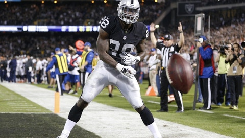 What if Lynch matches Latavius' production?