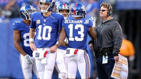 Giants at Eagles: 8:25 p.m., Dec. 22 (NBC/NFLN)