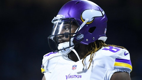 Cordarrelle Patterson signs deal with Raiders