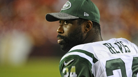 Jets Cut Cornerback Darrelle Revis After Disappointing 2016 NFL Season