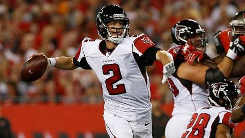 Matt Ryan -- Atlanta Falcons