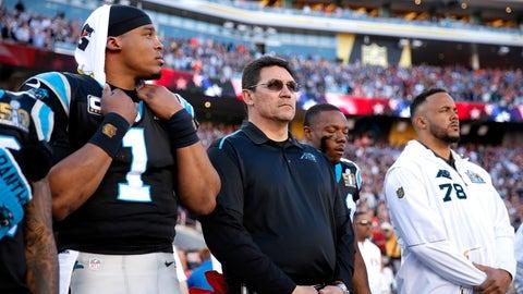 Carolina Panthers: 5
