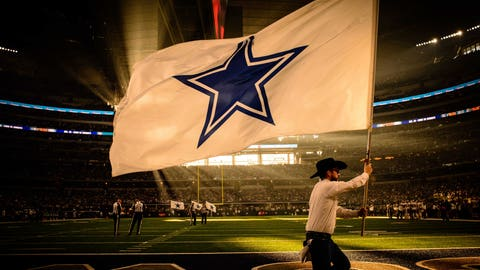 Infinity. Dallas Cowboys