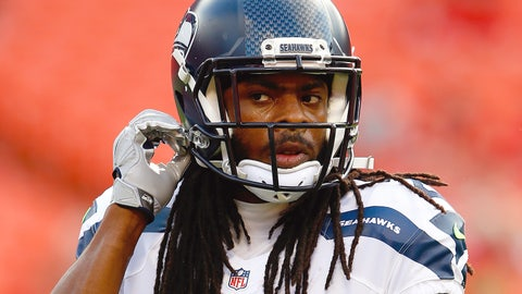 Sherman skipping Seahawks voluntary offseason program