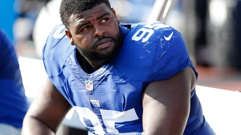 DT Johnathan Hankins (Giants)