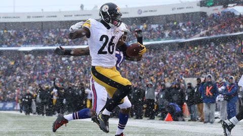 Pittsburgh Steelers -- Le'Veon Bell, RB