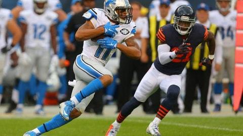 November 19: Detroit Lions at Chicago Bears, 1 p.m. ET