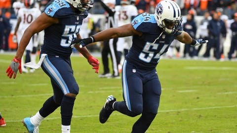 AFC #8 seed: Tennessee Titans (8-6)
