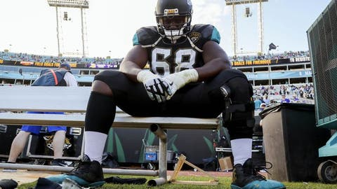 OT Kelvin Beachum, Jets: $12 million