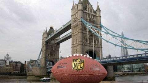 The NFL announces concrete plans to expand into Europe