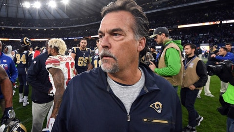 The St. Louis Rams became the L.A. Rams (but still played the same boring brand of football)