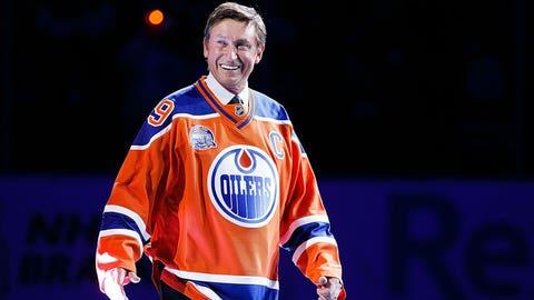 NHL: Wayne Gretzky, Edmonton Oilers, 1980-81