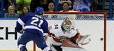 Point scores shootout winner, Lightning beat Panthers 4-3
