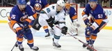 New York Islanders Lose To Sharks On A Late Goal (Highlights)