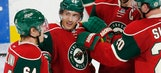 Haula, Pominville spark Wild in 6-3 win over Kings