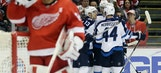 Brandon Tanev lifts Jets past Red Wings, 5-3