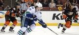 Vancouver Canucks vs. Anaheim Ducks: TV, Radio, News, Predictions