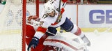 Barkov's breakaway gives Panthers 2-1 OT win over Red Wings
