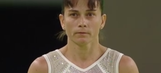 41-year-old gymnast attempts borderline insane 'Vault of Death'