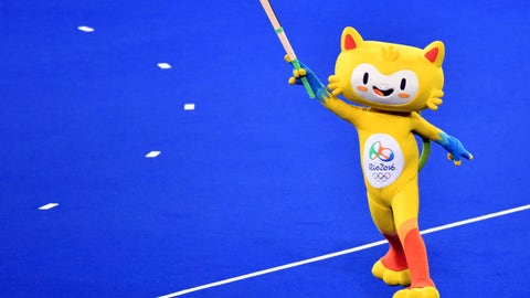 """""""IOC denies Olympic mascots were given option to carry gun for protection"""""""