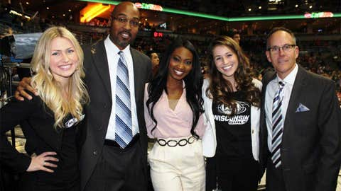 Chyna, Bishara and Sage get the scoop on the Bucks from analysts Tony Smith and Craig Coshun.