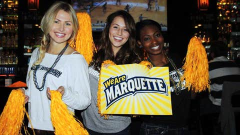 Although Marquette didn't get the W against Xavier, Bishara, Chyna and Sage are still optimistic that the Golden Eagles will make a strong comeback in Big East play.