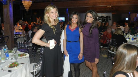 The Girls may be crazy about Minnesota sports, but they also love a great party - especially when it's for such a worthy cause.