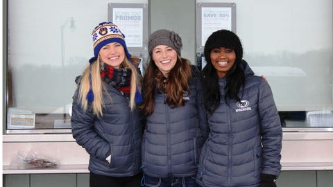 The Brewers ticket offices are now open! (And you can order online without having to face the cold).