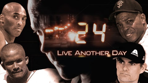 Jack Bauer approved: 24 famous athletes to wear No. 24