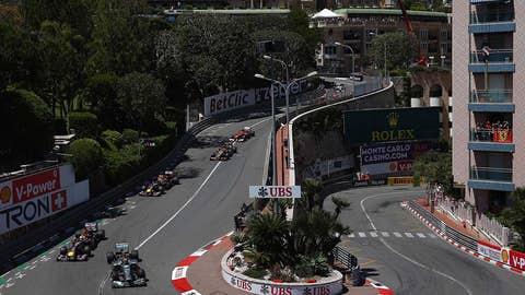 Monaco Grad Prix
