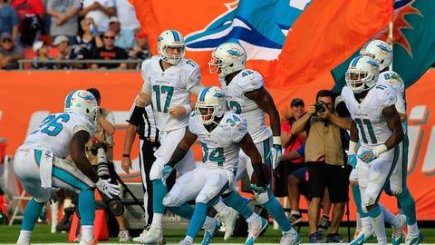 3. Miami Dolphins