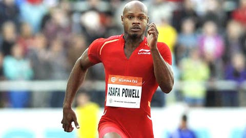Becoming world's fastest man