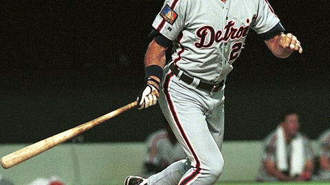 Kirk Gibson, OF, Detroit Tigers