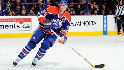Ryan Smyth, F, Oilers