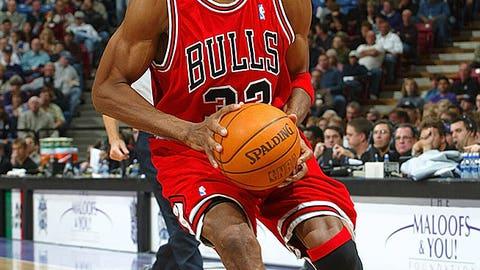 Scottie Pippen, F, Bulls