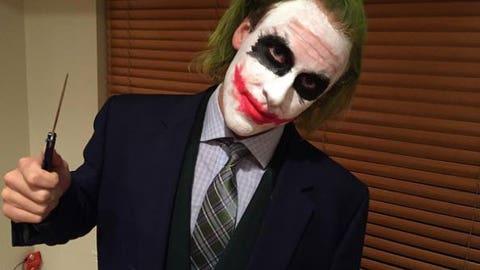 Sage Kotsenburg as The Joker
