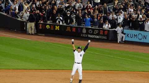 Sept. 25: Yankees 6, Orioles 5