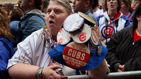 At long last, Chicago Cubs win another World Series