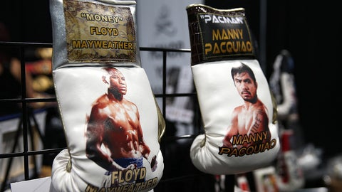 Rematch: Floyd Mayweather vs. Manny Pacquiao