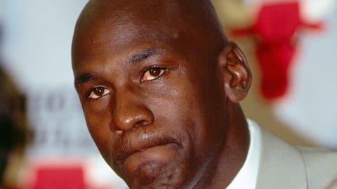 Michael Jordan and the Chicago Bulls/basketball