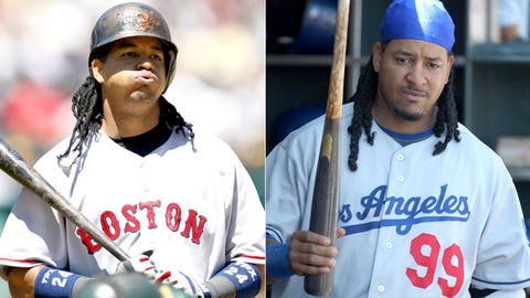 Manny Ramirez and the Boston Red Sox