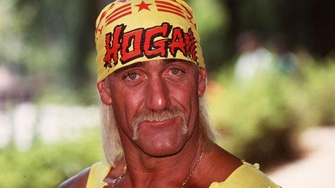 Hulk Hogan joins the NWO