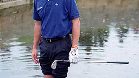 Jean Van de Velde, 1999 British Open