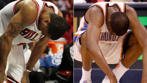 2011 Chicago Bulls & OKC Thunder