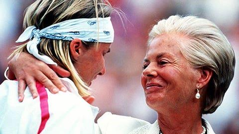 Jana Novotna, 1993 Wimbledon