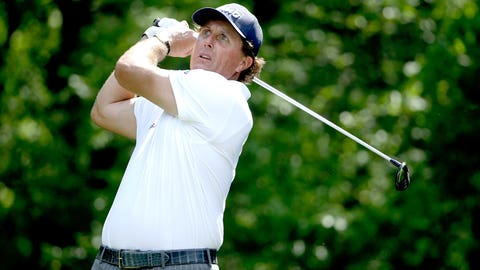 8. Phil Mickelson