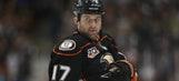 Ducks trade Penner, Fasth, add Robidas from Dallas